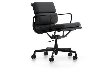 Charles Eames,kontorstol EA117 gGrønn