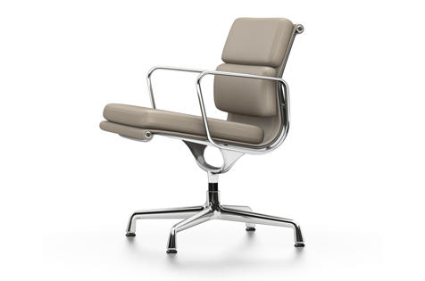 Charles Eames,kontorstol EA217 blå