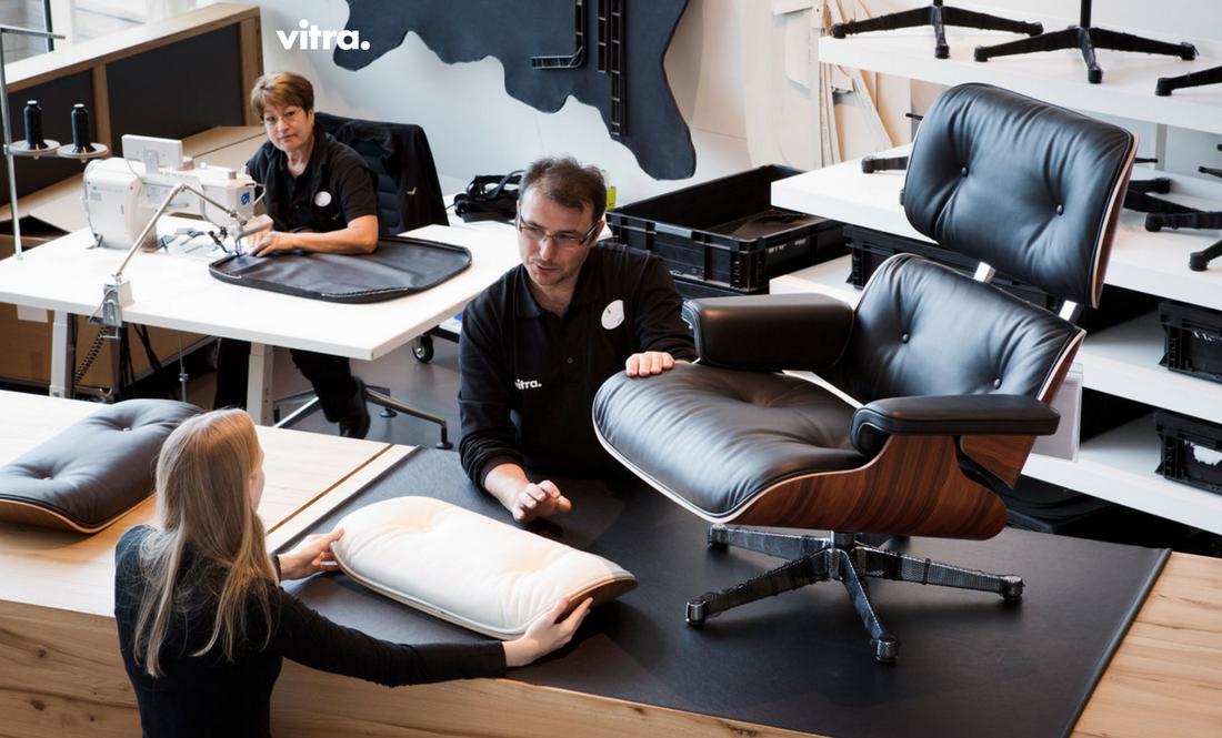 Omega klokke salg vitra nettbutikk kj p vitra her for Grand repos chair replica