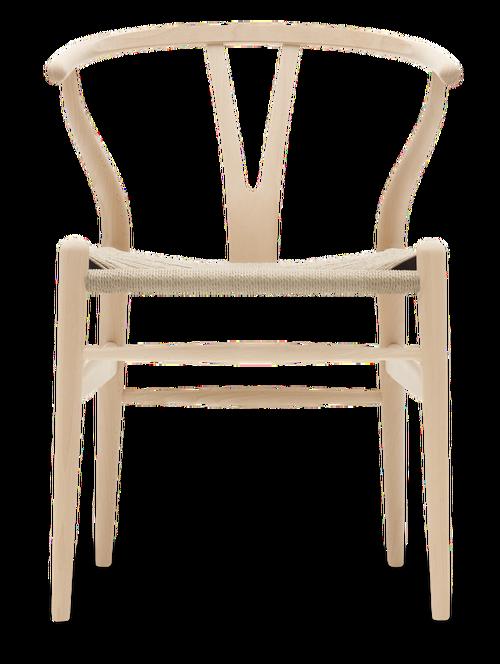 Orginal Y stol i såpevasket bøk   FINN.no